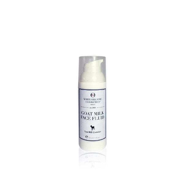 Goat Milk Fluid for Face – Skin Plumping Concentrate