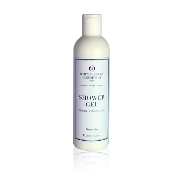 Shower Gel with Melissa Seed Oil