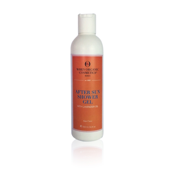 After Sun Shower Gel with Lavender Seed Oil