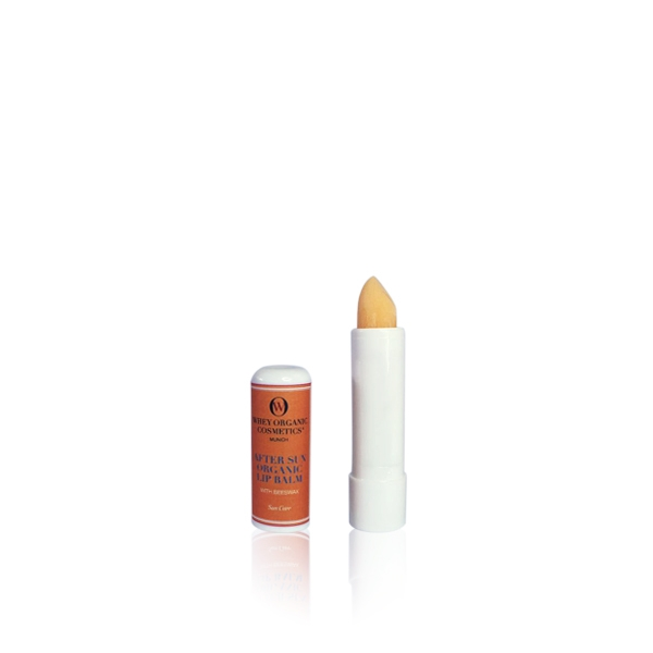 After Sun Lip Balm with Beeswax