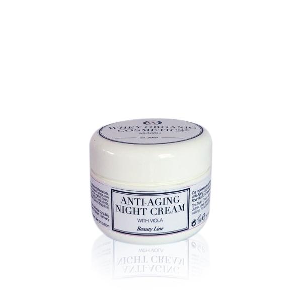 Anti-Aging Night Cream with Viola