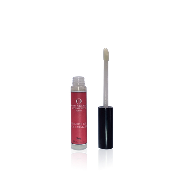 Kiss with a Peach Natural Hi-Shine Lip Voluminizer