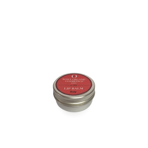 Teens Lip Balm Aluminum Pot