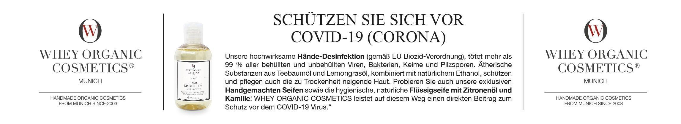 Whey_Organic_Coesmetics_Hand_Disinfection_Banner_COVID-19_DE